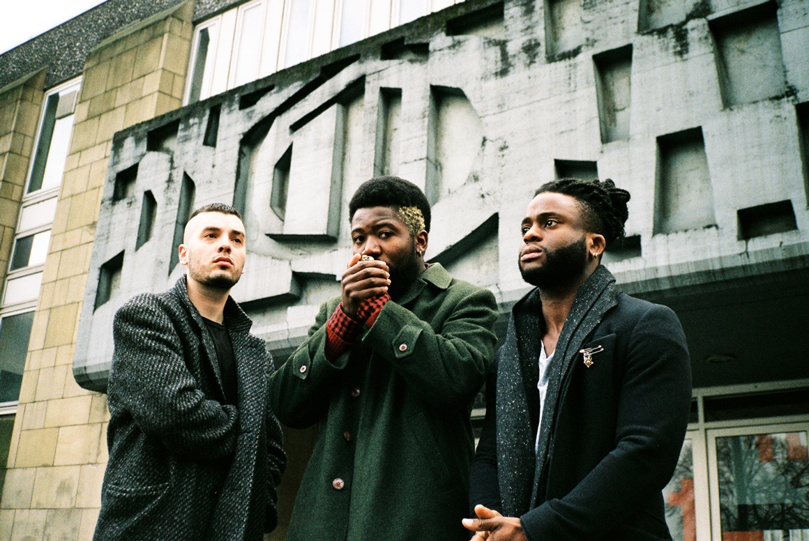 Image result for young fathers