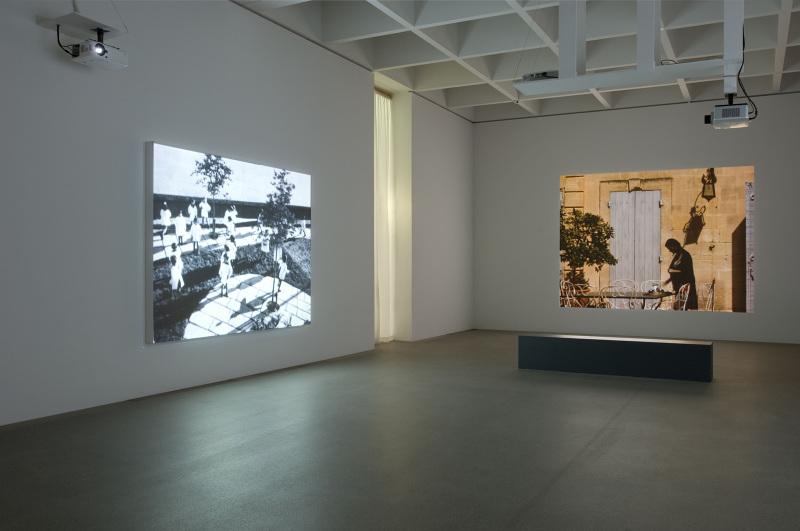 pinakothek der moderne munich 2010 david claerbout. Black Bedroom Furniture Sets. Home Design Ideas